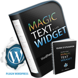 magicrtextwidgetiboxplugin1 Mise à jour du plugin WordPress Magic Text Widget