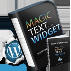 magicrtextwidgetiboxplugin1 Mise à jour du plugin WordPress Magic Text Widget